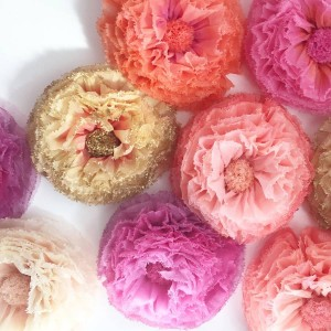 original_nine-coral-hot-pink-and-gold-hand-dyed-paper-flowers2
