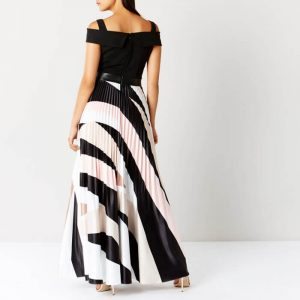 rockafella-print-maxi-dress