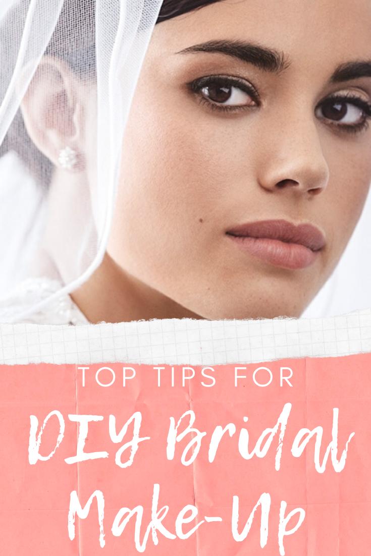 DIY Bridal Make-Up   Top Tips For Perfection