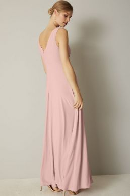 Phase Eight Caitlyn Maxi Bridesmaid Dress Pink