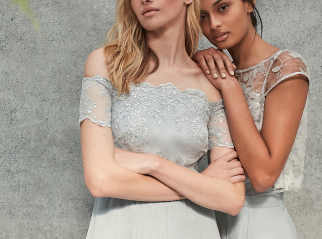 Coast's Beautiful SS18 Bridesmaid Collection