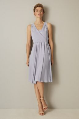 Phase Eight Rosa Bridesmaid Dress Lilac Light Purple