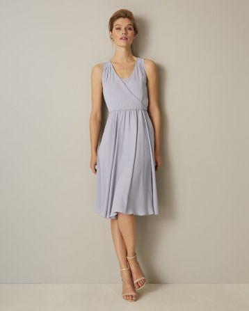 Phase Eight Rosa Bridesmaid Dress Lilac Light Purple