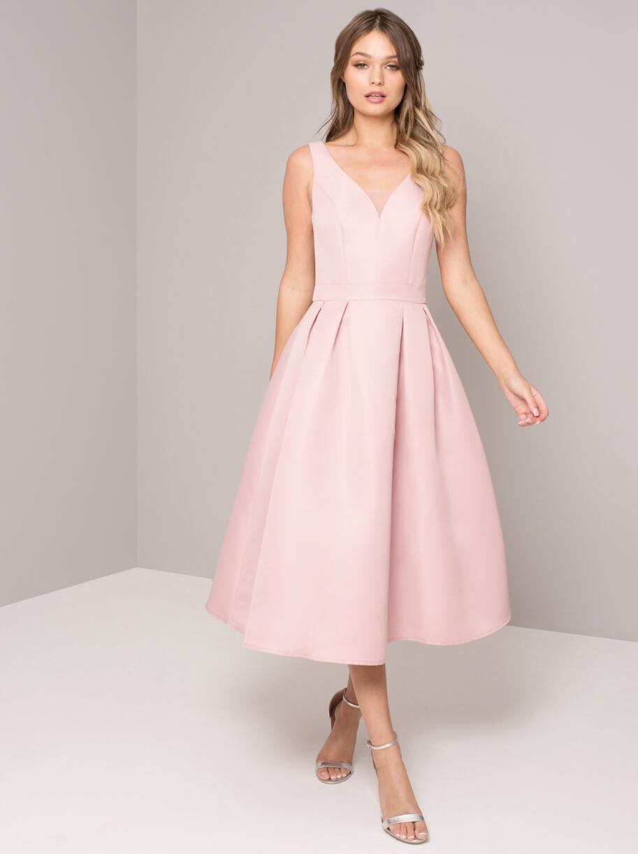 71c47d29ad24 Chi Chi Adalyn Short Bridesmaid Dress Pink Blush. Chi Chi Adalyn Short  Bridesmaid Dress Pink Blush