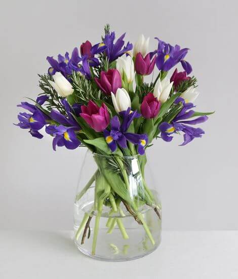April 2018 Spring April Bouquet Deal