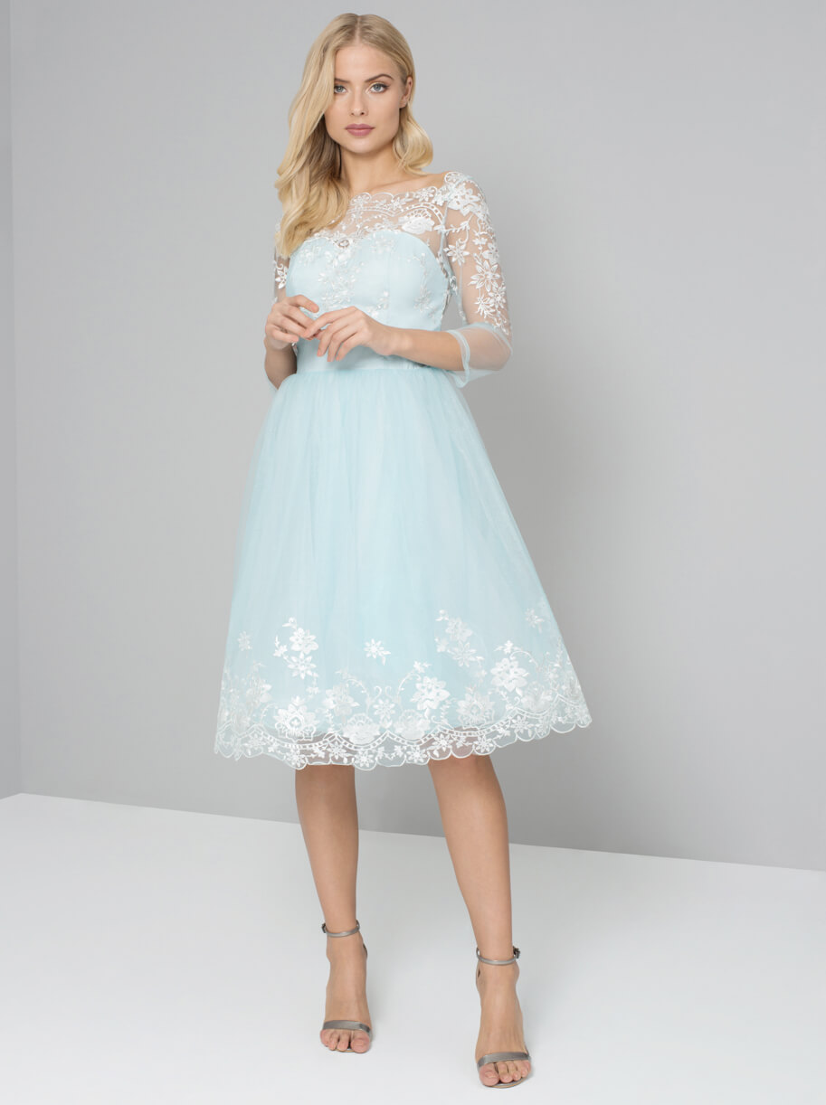 Chi chi katrina lace blue bridesmaid dress myonewedding chi chi katrina lace blue bridesmaid dress ombrellifo Choice Image