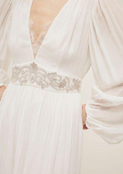 949f4adf0e0 French Connection Cari Lace Maxi Bridal Dress, Summer White ...