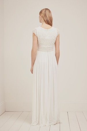 f6e5770d299 French Connection Palmero Embellished Wedding Dress