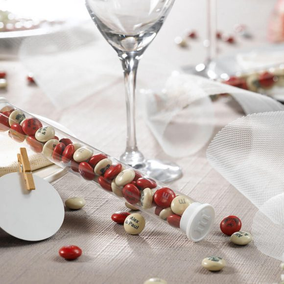 My M&M's® Wedding Personalised Favours