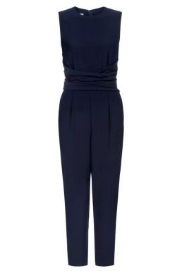 Hobbs Twitchill Jumpsuit Navy