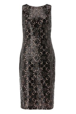 Lauren Ralph Lauren Torinne Dress Black