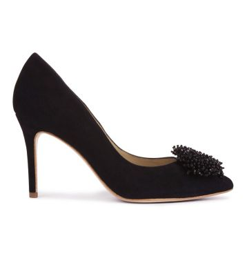 Hobbs Ayla Court Shoe Black