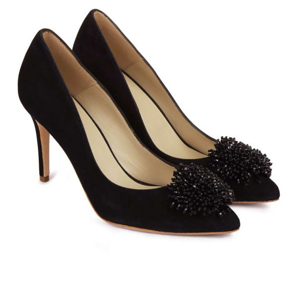Hobbs Ayla Court Shoe Black