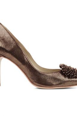 Hobbs Ayla Court Shoe Gold