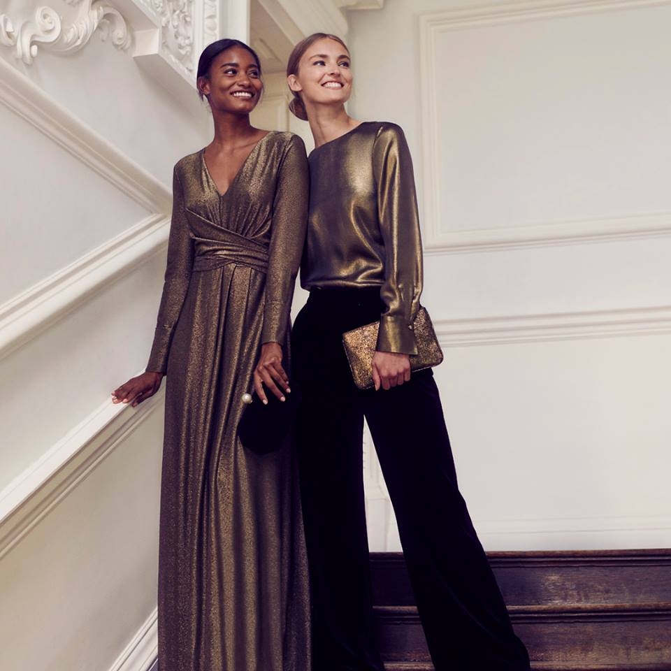 Hobbs Winter Wedding Guest Outfits