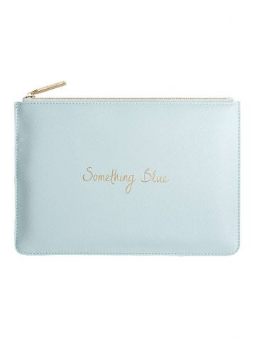 Katie Loxton 'Something Blue' Perfect Pouch Blue