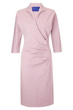 Winser London Grace Miracle Dress Pink Blush