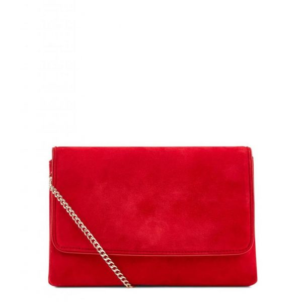 Hobbs Warwickshire Clutch Red