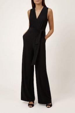 Hobbs Jordanna Jumpsuit Black