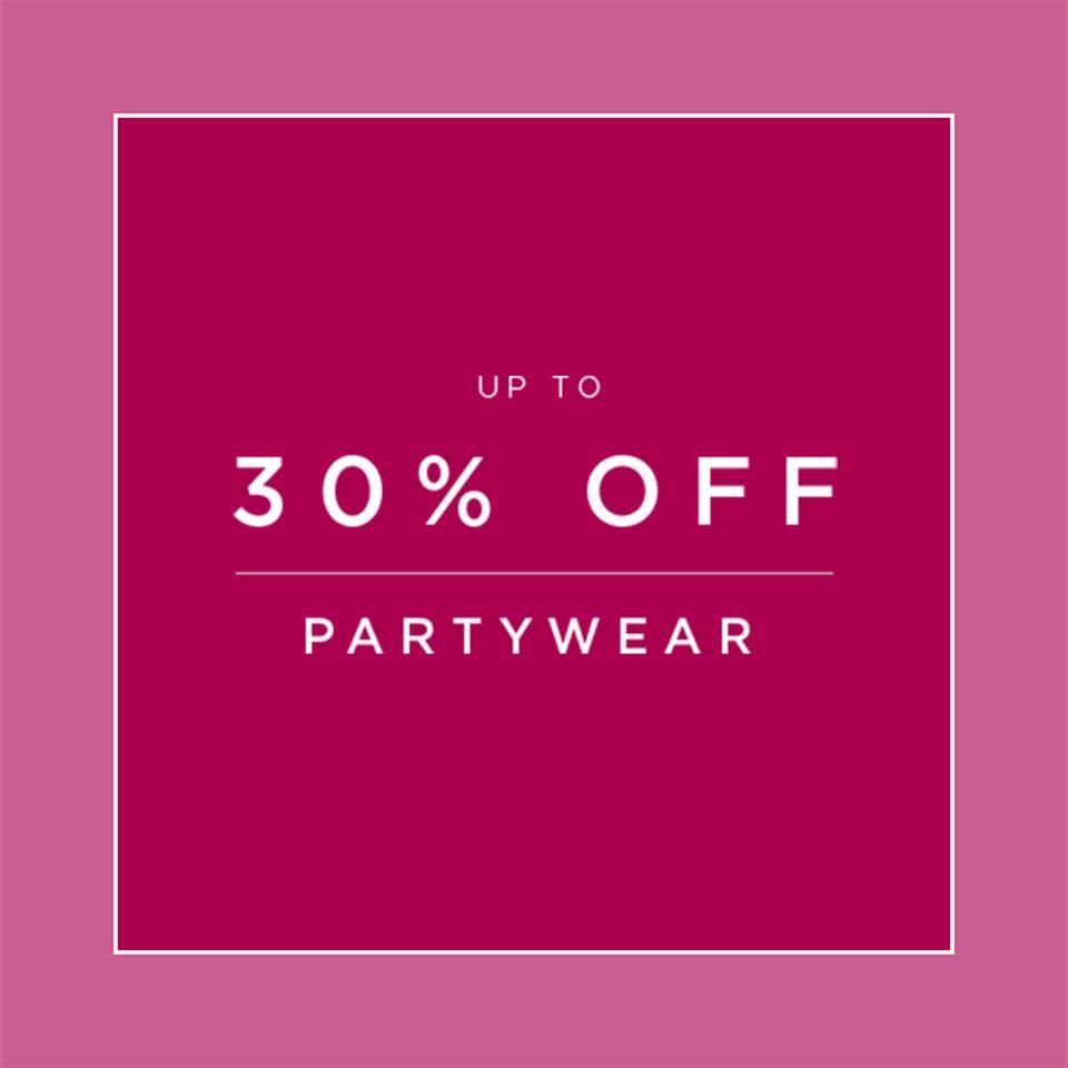 Hobbs 30% off Partywear