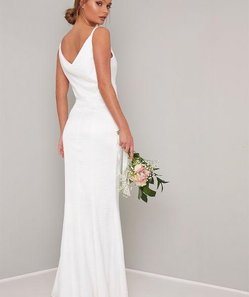 Chi Chi Bridal Mariam Maxi Wedding Dress White Myonewedding Co Uk,Wedding Dress Shops In Miami