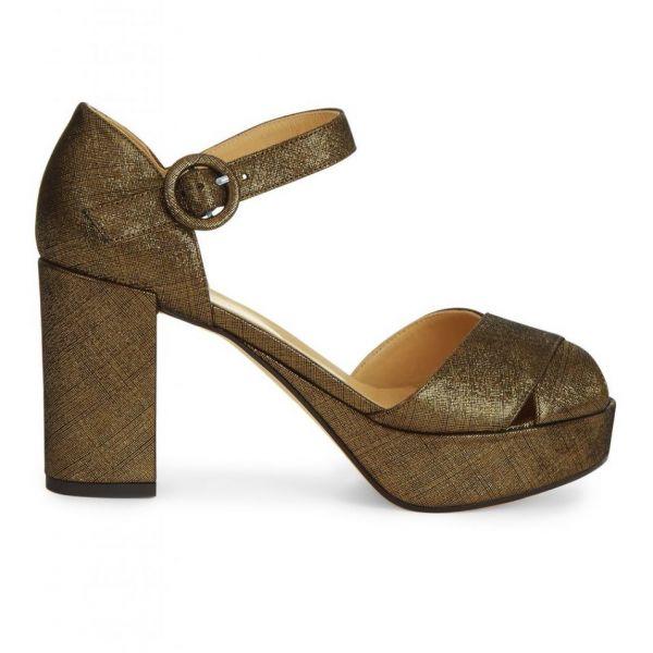 Hobbs Alana Sandal Gold