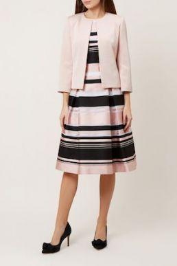 Hobbs Seraphina Jacket Light Pink Blush