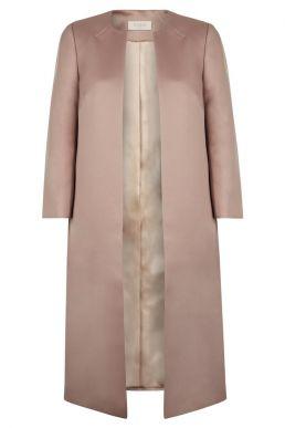 Hobbs Anna Coat Blush Pink