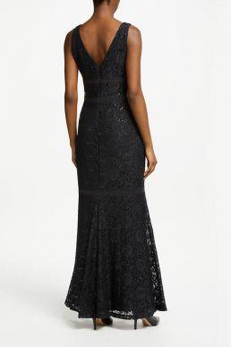 Lauren Ralph Lauren Gabrianna Dress Black