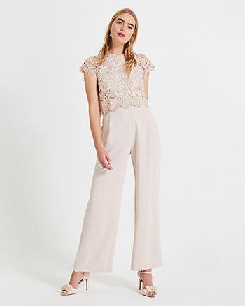 314457957ec Phase Eight Katy Lace Jumpsuit