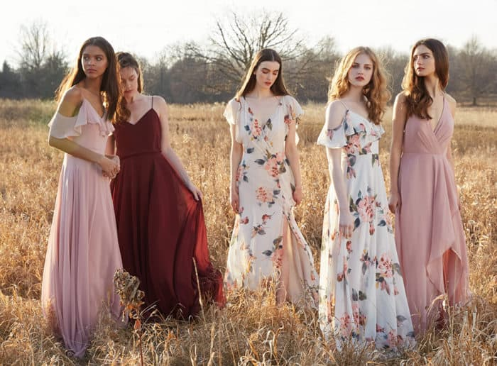 Amazon: The Place To Find Your Bridesmaid Dresses