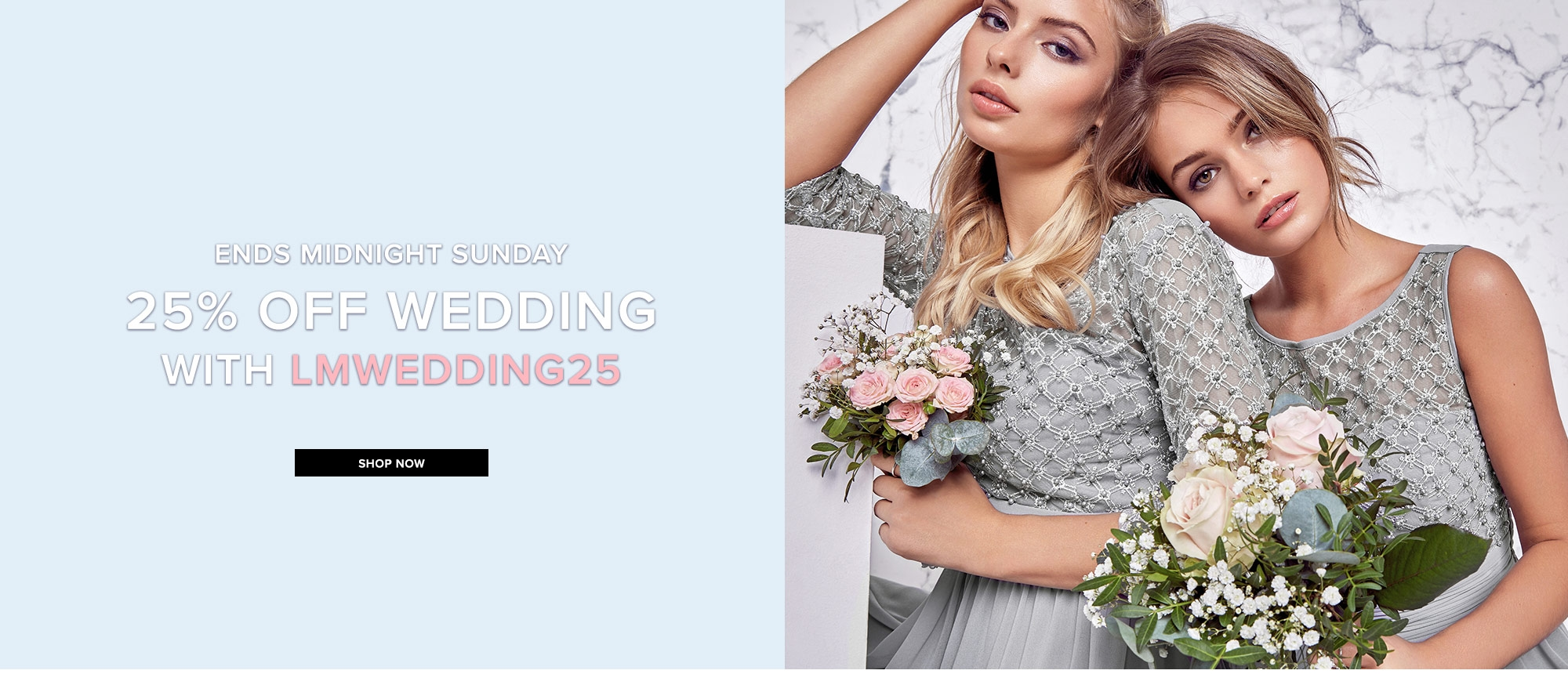 Little Mistress | 25% off Wedding Collection!