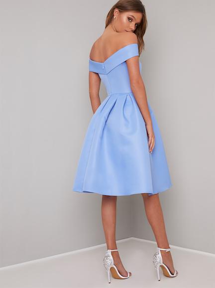 be66767ebf7b Chi Chi Marlie Bardot Dress