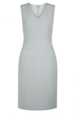 Hobbs Jenny Shift Dress Ice Blue Mint
