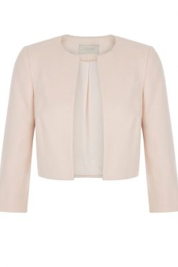 Hobbs Arizona Jacket Blush Pale Pink