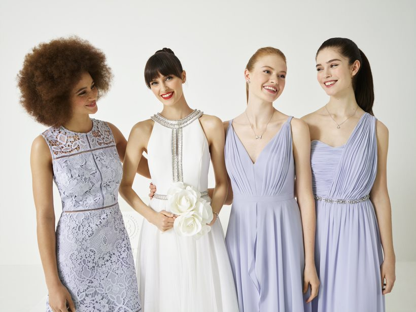 Maid For Each Other Discover Ted Bakers New Bridesmaid