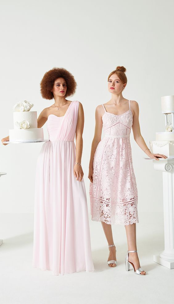 Tie The Knot: Ted's New Bridesmaid Collection