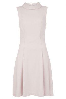 Hobbs Wilhelmina Dress Pale Pink Blush