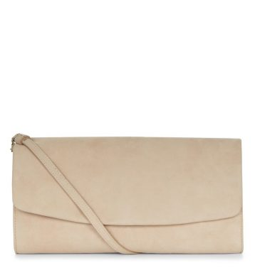 Hobbs Sarah Clutch Blush Pale Pink