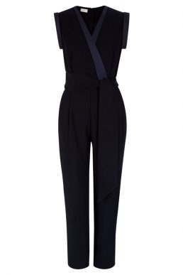 Hobbs Tillie Jumpsuit Navy