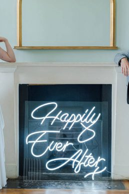 Love Inc Happily Ever After LED Neon Sign