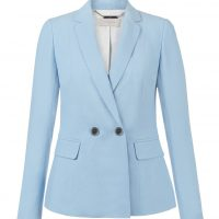 Hobbs Jade Jacket Blue