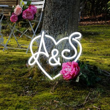 Personalised Couples LED Neon Sign