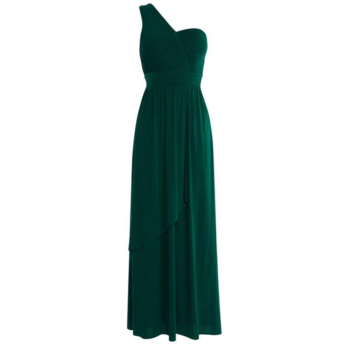 coast Angelina Jersey Maxi Dress Green