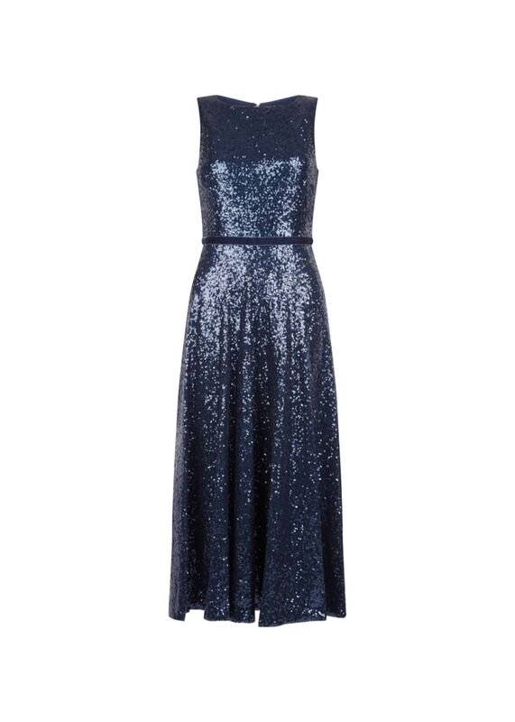 Carly Sequin Dress
