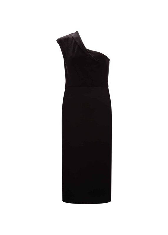 aurora black dress