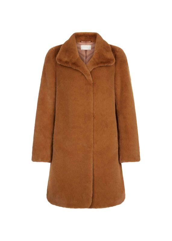 Freda Faux Fur Coat