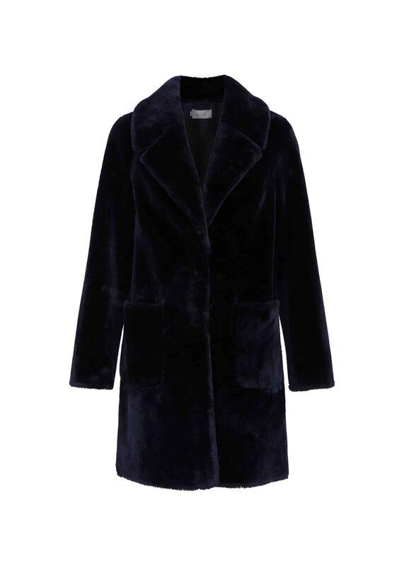Ioanna Faux Fur Coat