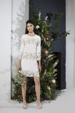 FC Bridal Fenyala Lace Mix Dress