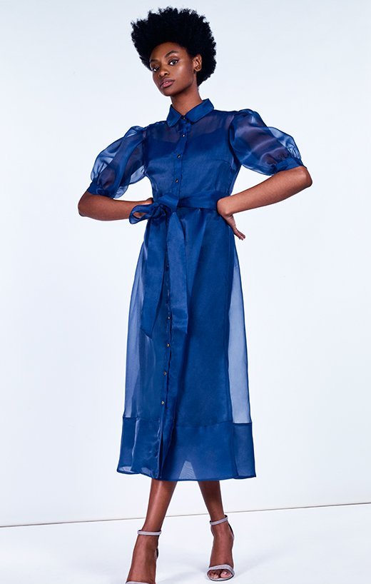 coast blue dress